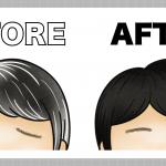 白髪を黒髪に戻す研究に成功 毛根の抗酸化、抗糖化にストップ!