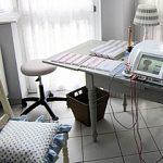 波動療法(バイオレゾナンス)による糖尿病、高血圧等、治療風景
